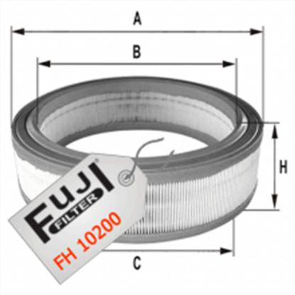 fuji-hava-filtresi-renault-r9-fh10200