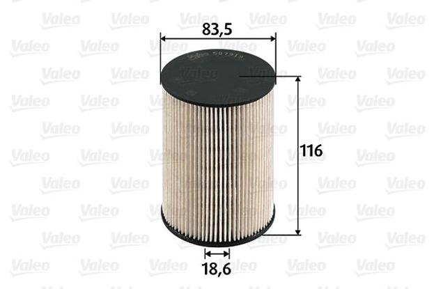 valeo-yakit-filtresi-587919