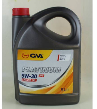 GVA  motor yagi 5w30 partikullu 5 lt dpf 9920154