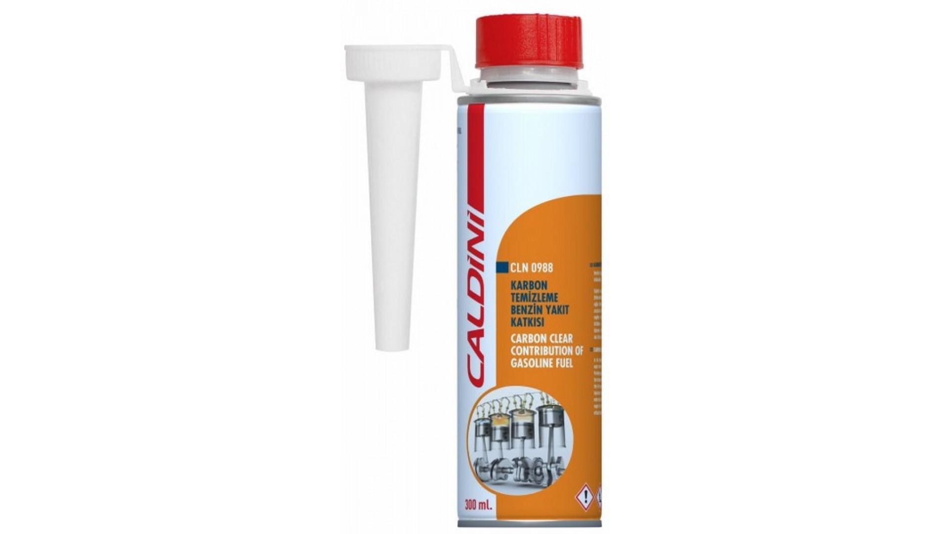 CALDINI caldini karbon temizleme benzinli yakit katkisi 300 ml cln 00988